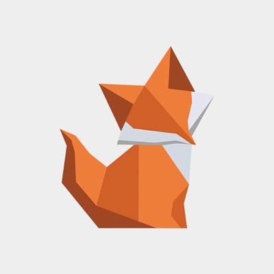 Origami Made's logo