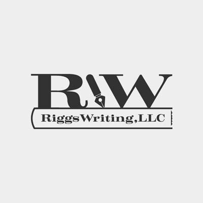 Riggs Writing's logo