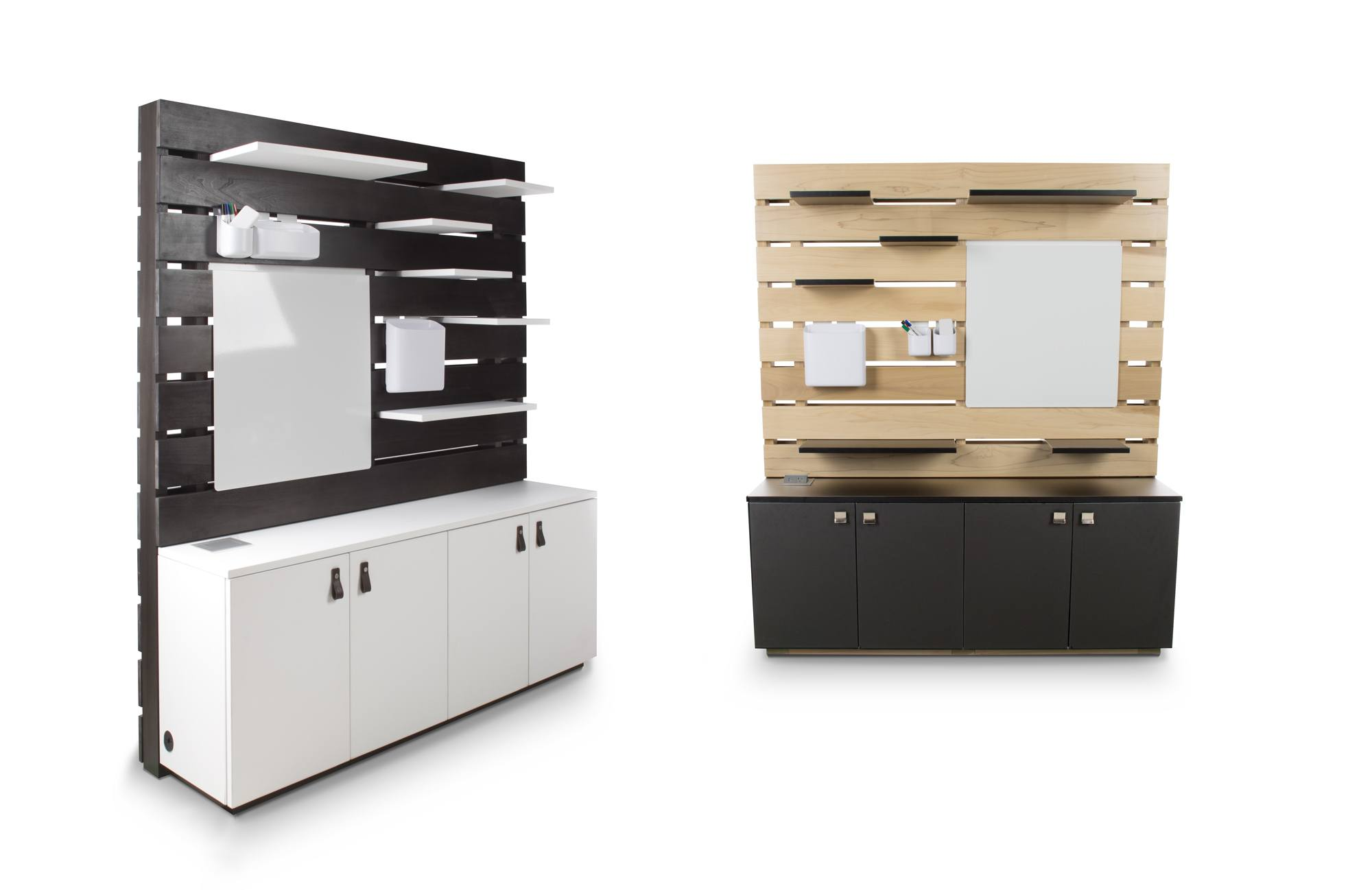 Two products, both Pallet, a space division product