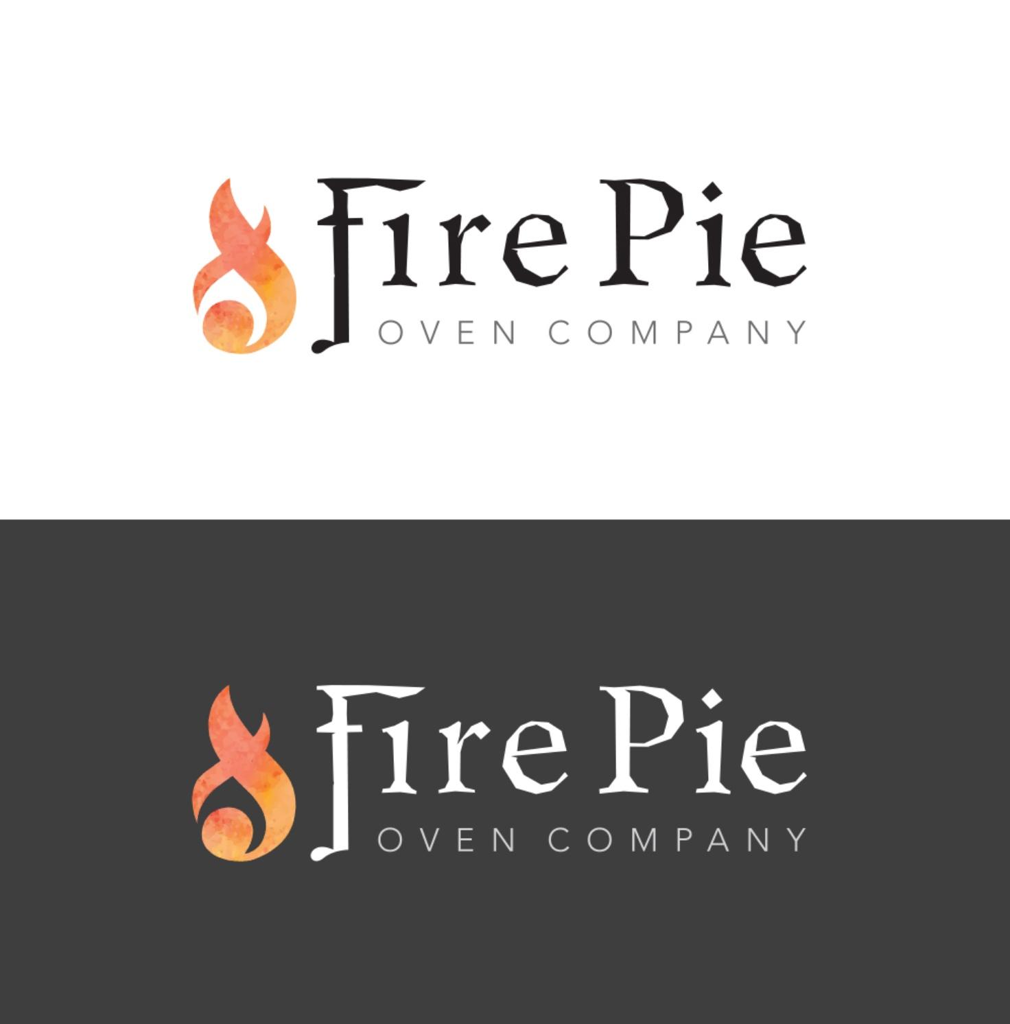 Fire Pie Oven Company Logo