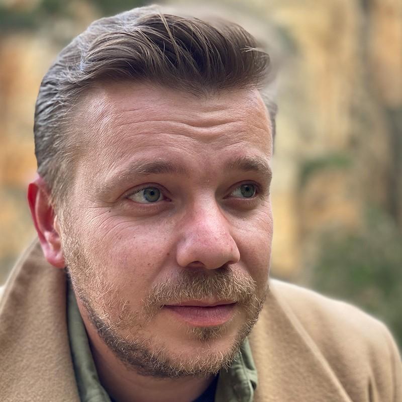 A picture of Vlad Morau.